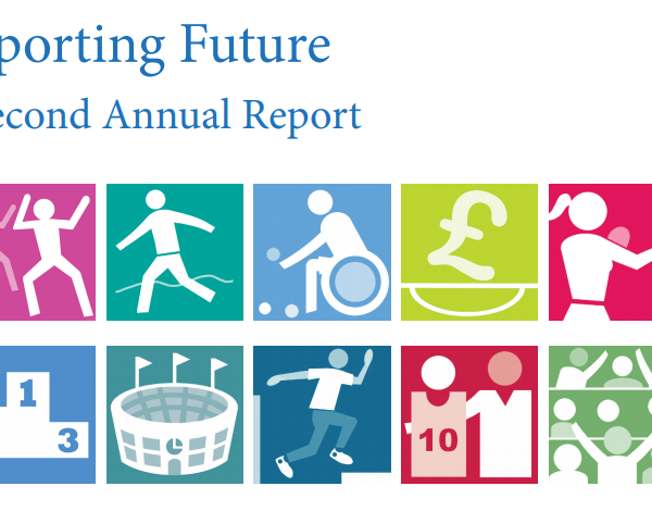Sporting Future - Second Annual Report