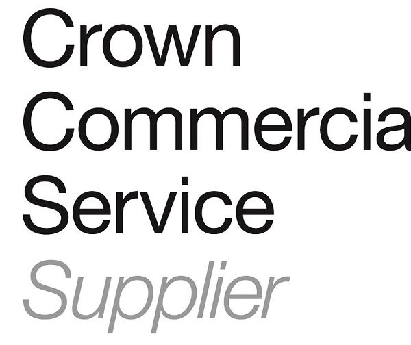 We are now a supplier on the Crown Commercial Service